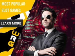 Most popular slot games online